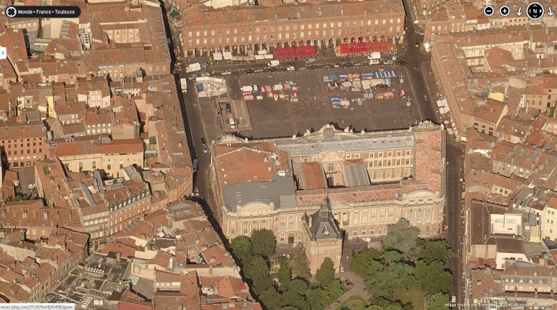 BIRD'S VIEW : les cartes postales de Google Maps / Google Earth Sans1041