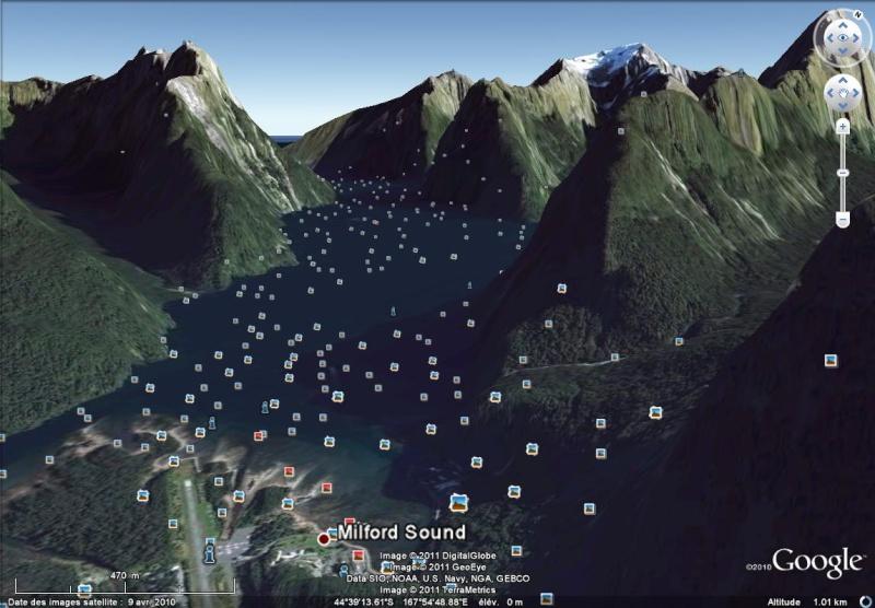 [Nouvelle-Zélande] - Milford Sound : ce n'est pourtant pas la Norvège... Sans_113