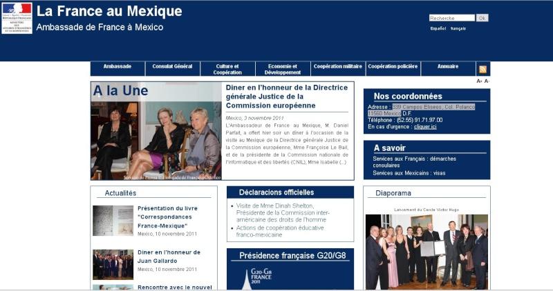 Les Ambassades de France dans le Monde - Page 9 Sans_340