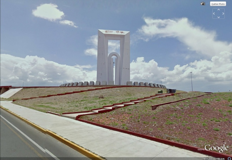 [Mexique] - La Puerta del Sol - Chihuahua Sans_379