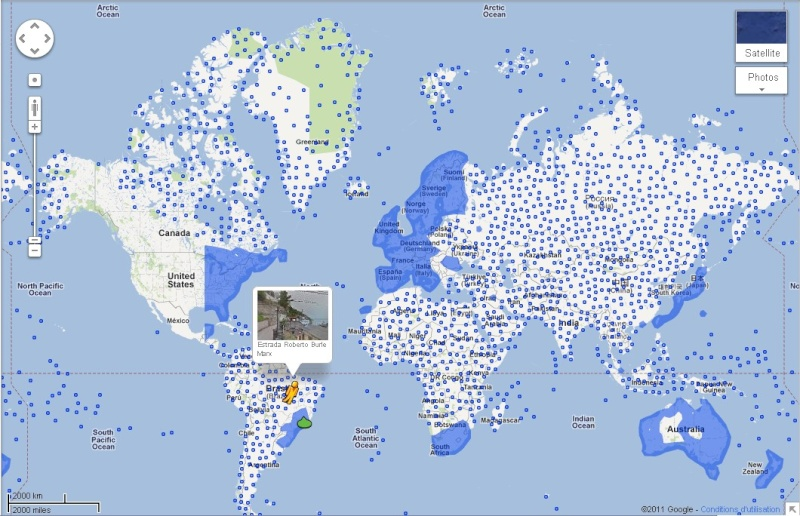STREET VIEW : les cartes postales de Google Earth Sans_404