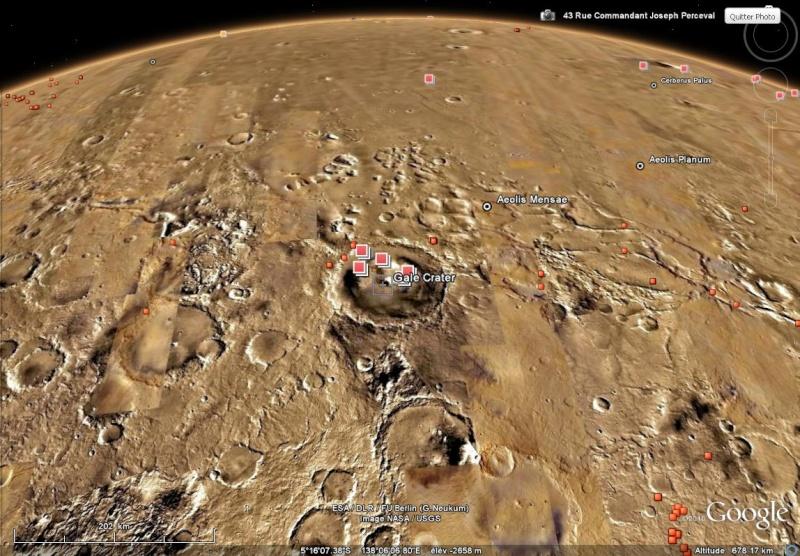 Le Robot Curiosity s'envole pour Mars Sans_408