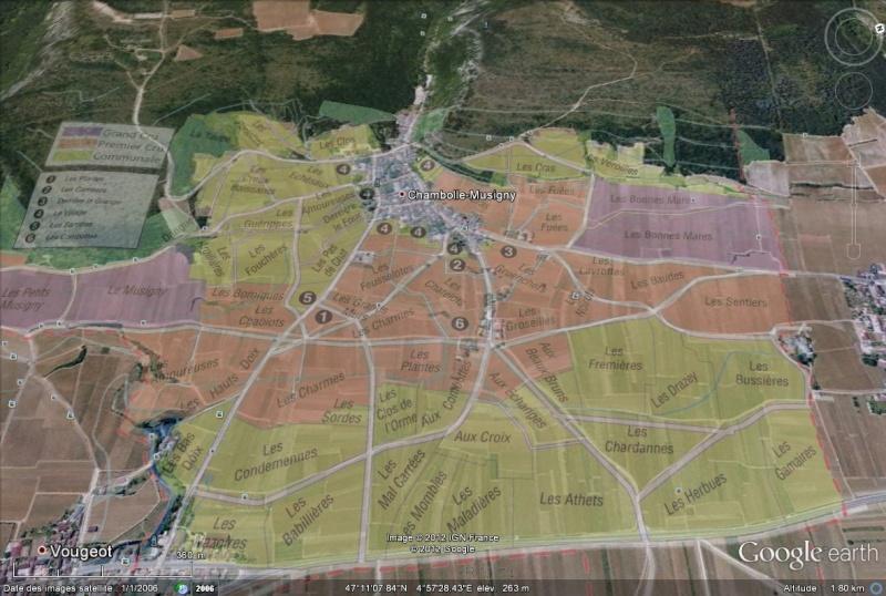 Overlay des Grands Crus de Bourgogne Sans_542