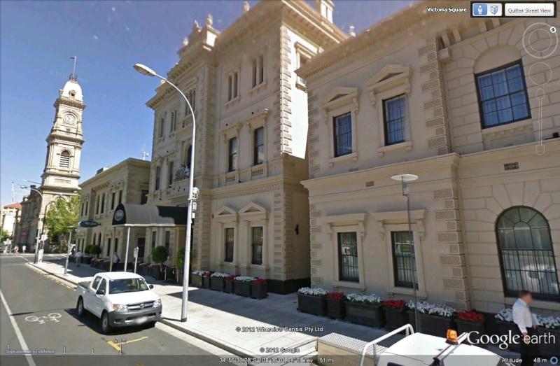 [Australie] - STREET VIEW : cartes postales du pays des kangourous Sans_608