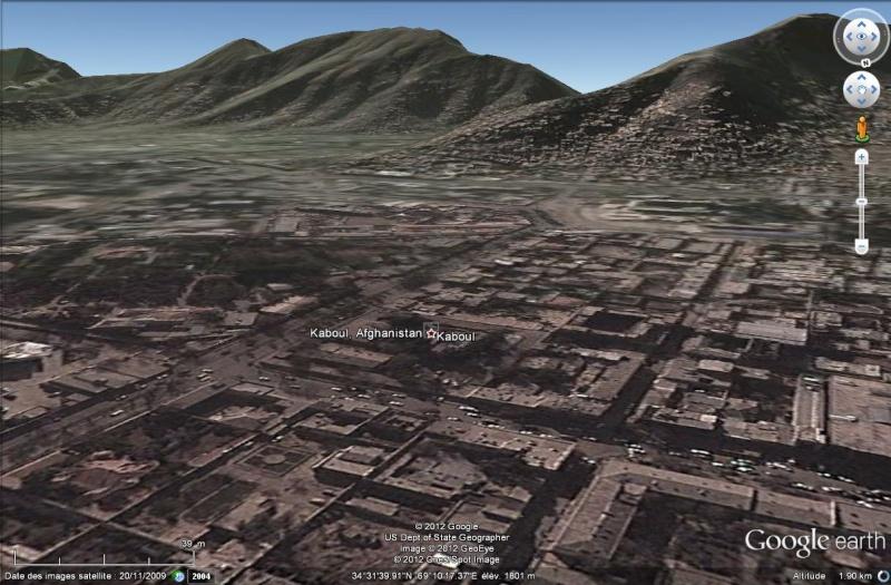 [AFGHANISTAN] Kaboul, la renaissance et la croissance d'une capitale Sans_739