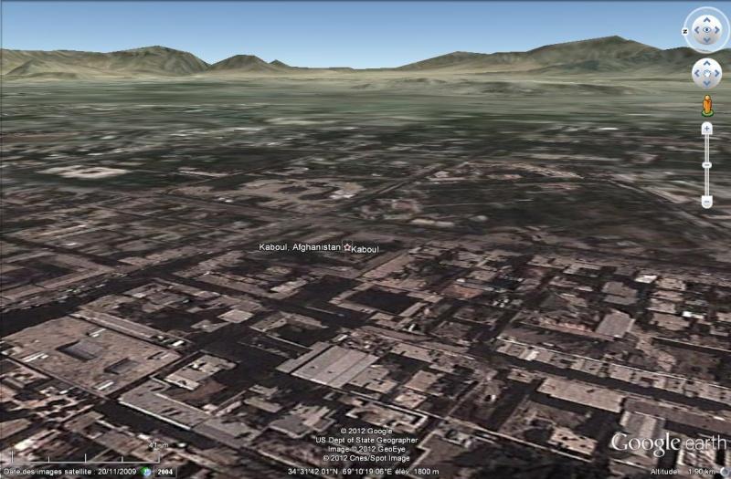 [AFGHANISTAN] Kaboul, la renaissance et la croissance d'une capitale Sans_740