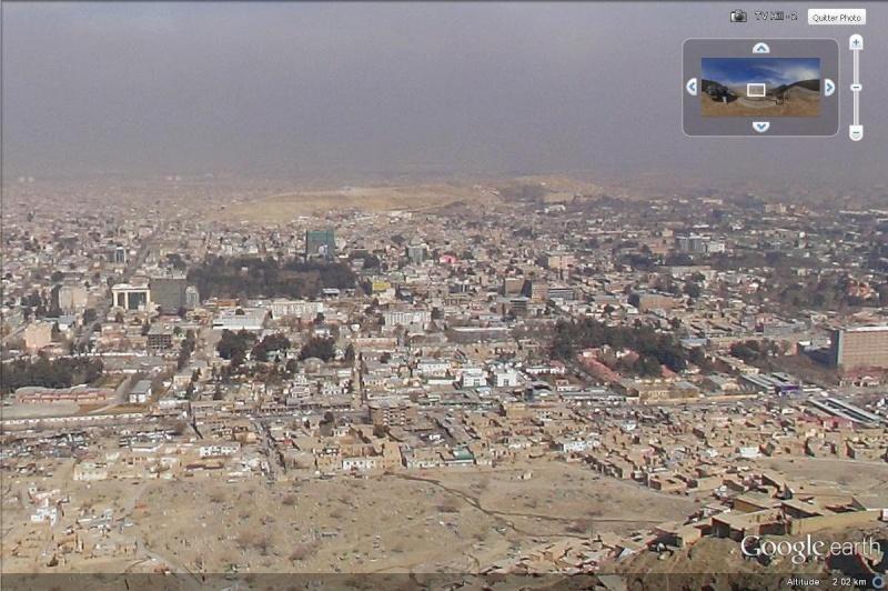[AFGHANISTAN] Kaboul, la renaissance et la croissance d'une capitale Sans_743