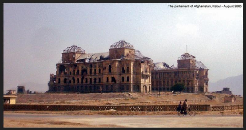 [AFGHANISTAN] Kaboul, la renaissance et la croissance d'une capitale Sans_746