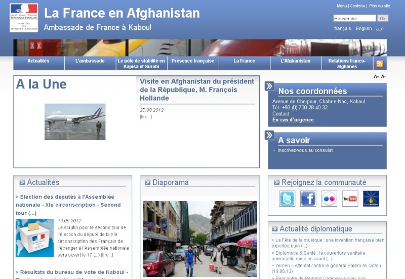 Les Ambassades de France dans le Monde - Page 9 Sans_752