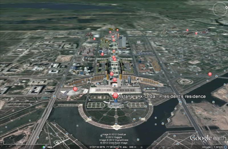 [KAZAKHSTAN] - Astana, la Dubaï d'Asie Centrale Sans_773