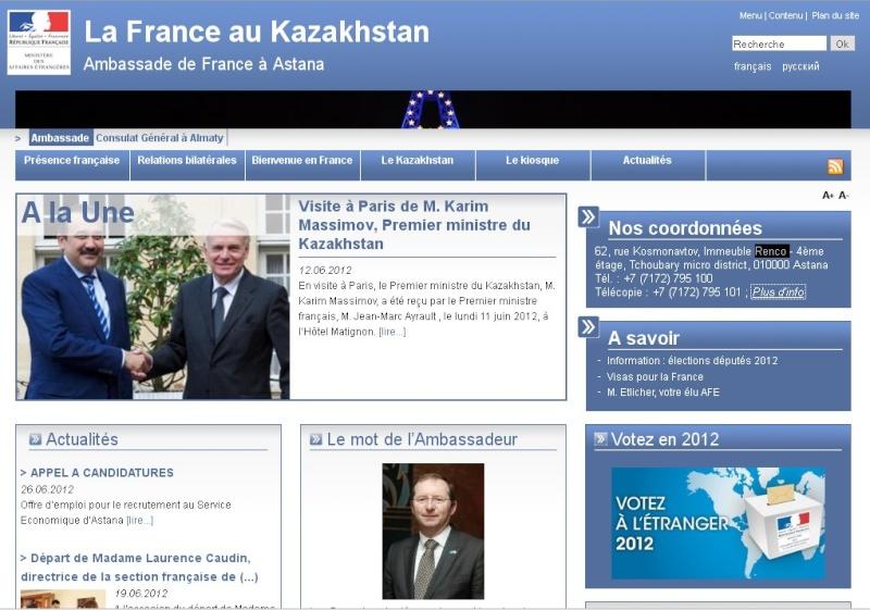 Les Ambassades de France dans le Monde - Page 9 Sans_778