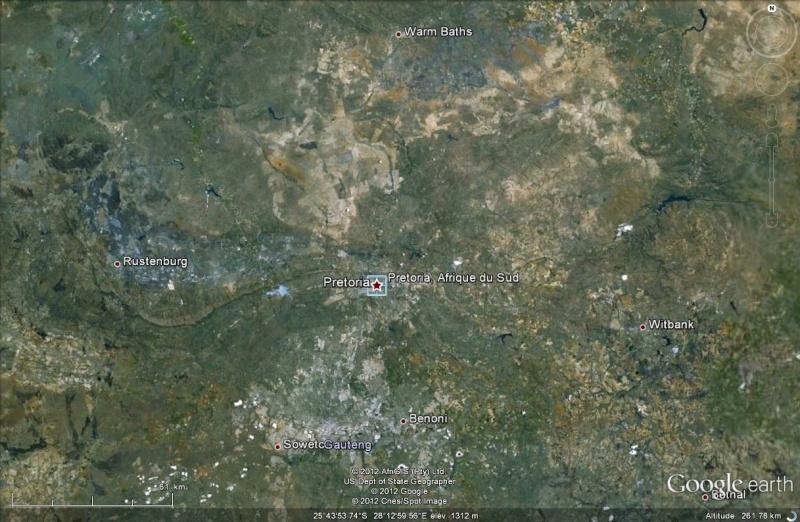 [AFRIQUE DU SUD] Pretoria, capitale d'un pays en profond changement Sans_830
