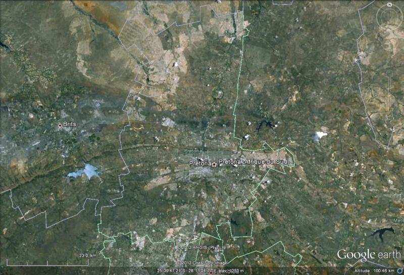 [AFRIQUE DU SUD] Pretoria, capitale d'un pays en profond changement Sans_832