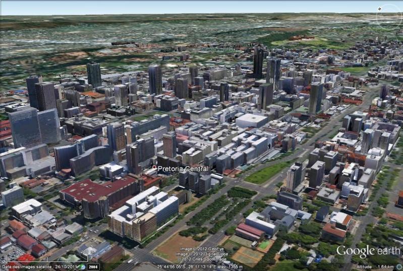 [AFRIQUE DU SUD] Pretoria, capitale d'un pays en profond changement Sans_834