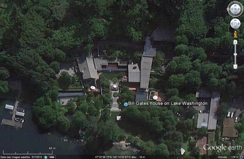 Villa de Bill Gates : la domotique en action Sans_866