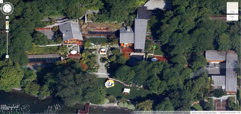 Villa de Bill Gates : la domotique en action Sans_868