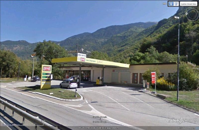 STREET VIEW : les enseignes de stations carburant / essence - Page 5 Sans_898