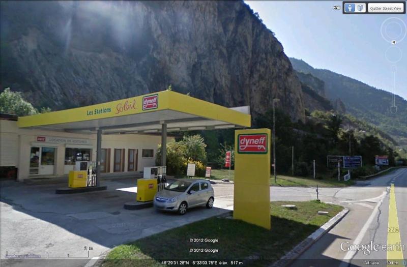 STREET VIEW : les enseignes de stations carburant / essence - Page 5 Sans_899