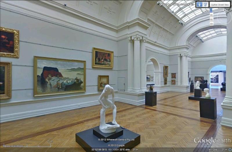 STREET VIEW : les musées en visite virtuelle - Page 4 Sans_912