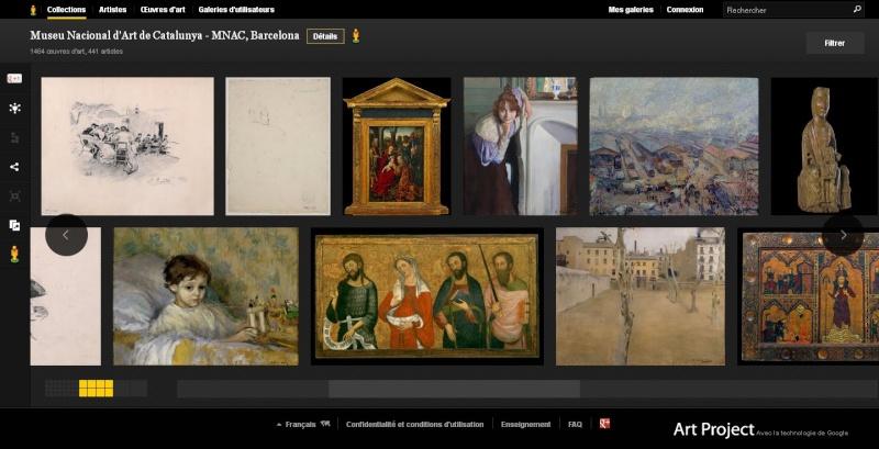 STREET VIEW : les musées en visite virtuelle - Page 4 Sans_922