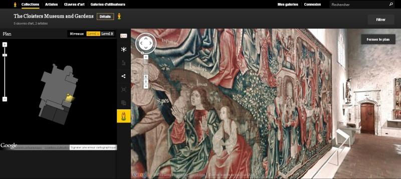 STREET VIEW : les musées en visite virtuelle - Page 4 Sans_982