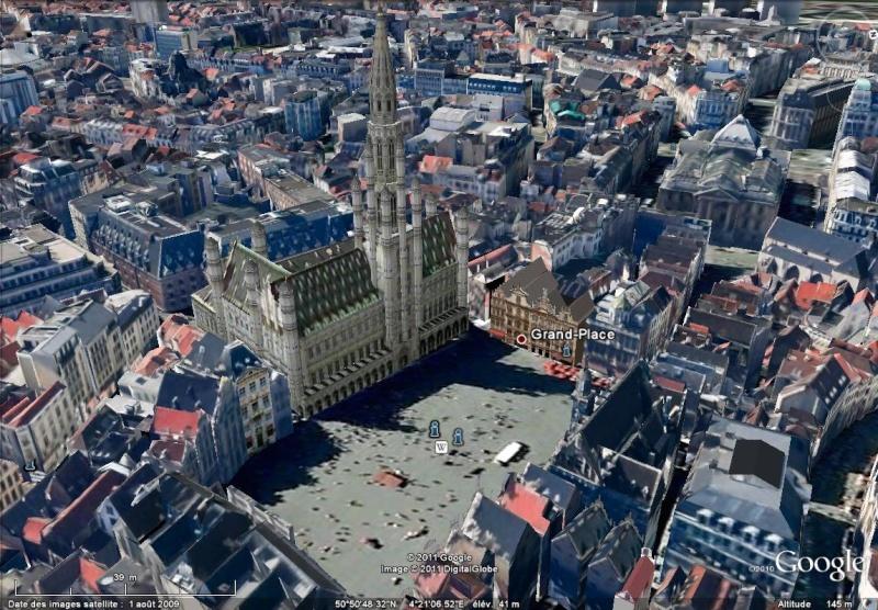 Bruxelles en 3D [Sketchup] Sans_t25