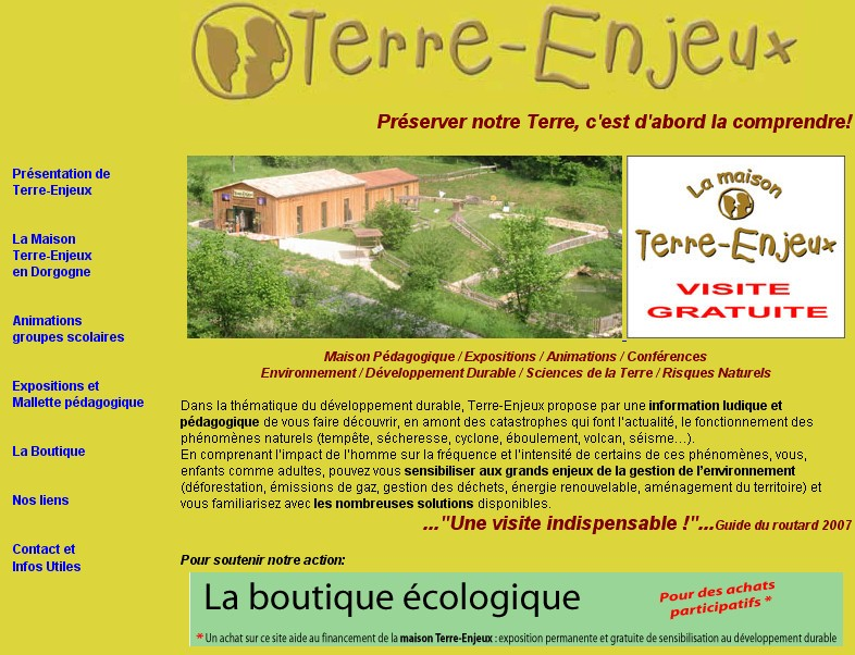 Maison Terre Enjeux - Castelnaud-La-Chapelle - Dordogne Site_t10