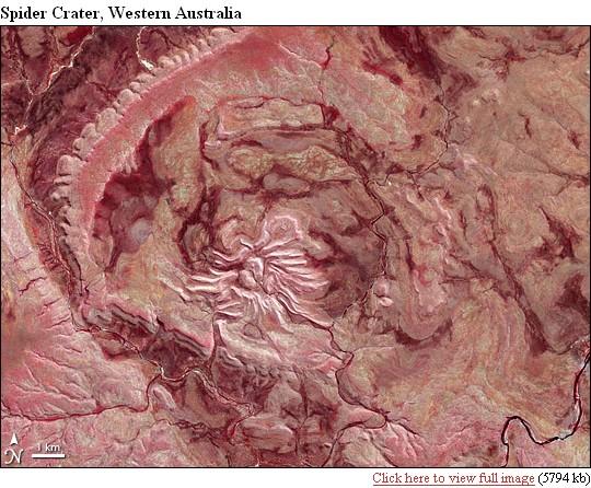 Earth Observatory - Images de la NASA Spider10