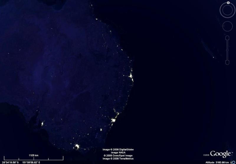 Le service concurrent de GE : Microsoft Virtual Earth Surfer10