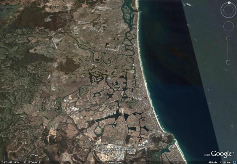Le service concurrent de GE : Microsoft Virtual Earth Surfer12