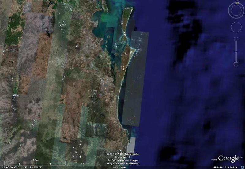Le service concurrent de GE : Microsoft Virtual Earth Surfer13