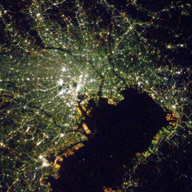 Earth Observatory - Images de la NASA Tokyo_10
