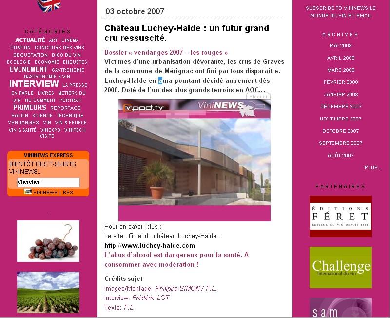 Le vignoble du Pessac Leognan - Page 8 Vini_n10