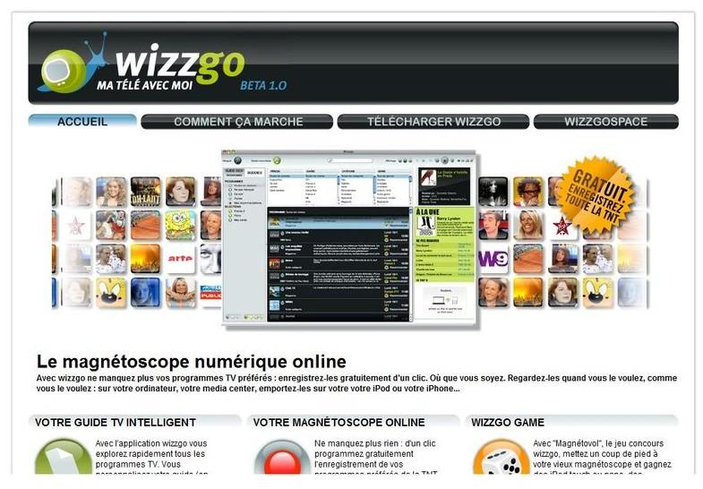 Wizzgo - Le magnétoscope numérique online Wizzgo10