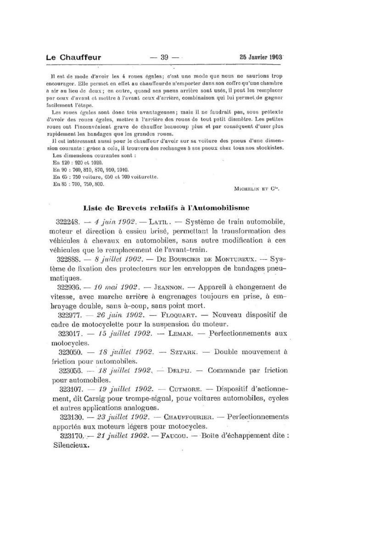 Avant-Train Maggi Brevet10