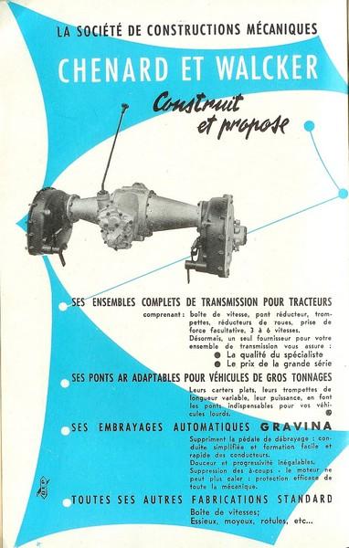 les TRACTEURS AGRICOLES à moteur 203 - Page 2 Cw11
