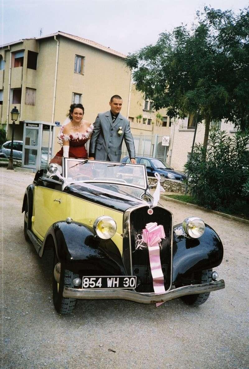 Photo d'un mariage en ancienne Eric_e10