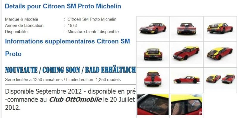 Les Citroën de chez OTTO. Michel38