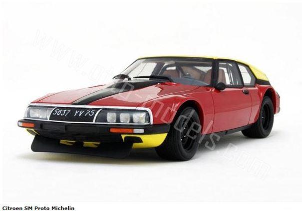 Les Citroën de chez OTTO. Michel39