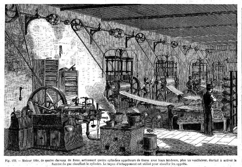 Les usines .... - Page 2 Moteur69