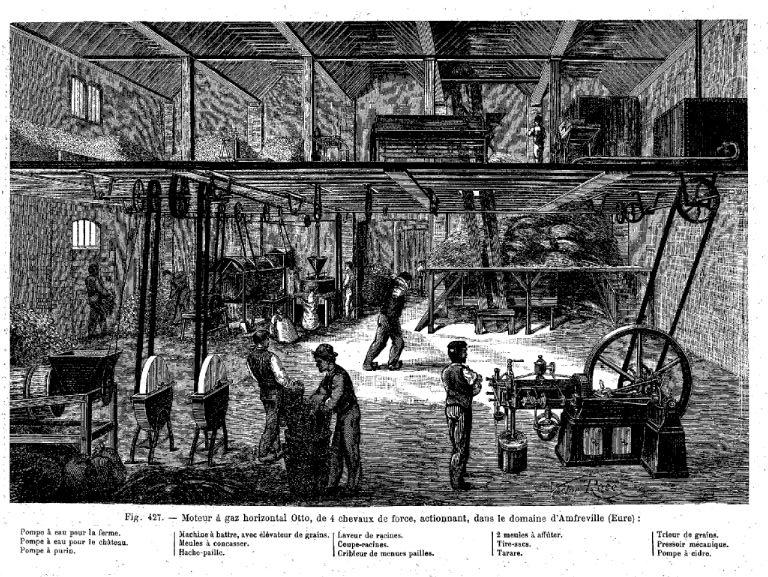 Les usines .... - Page 2 Moteur70