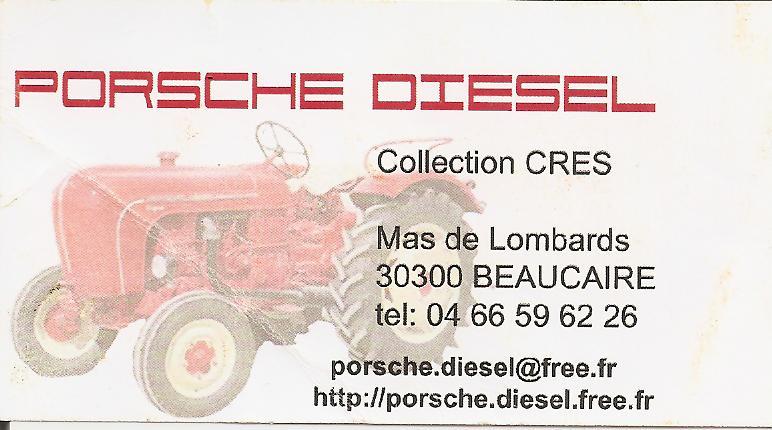 Proprios De Tracteurs Porsche