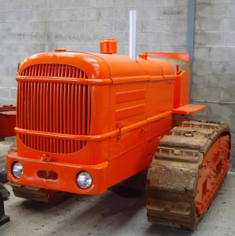 Tracteur LW de la Licorne : photos du seul rescapé connu Tracte74