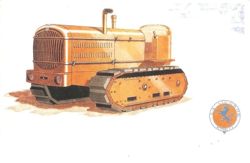 Tracteur LW de la Licorne : photos du seul rescapé connu Tracte76