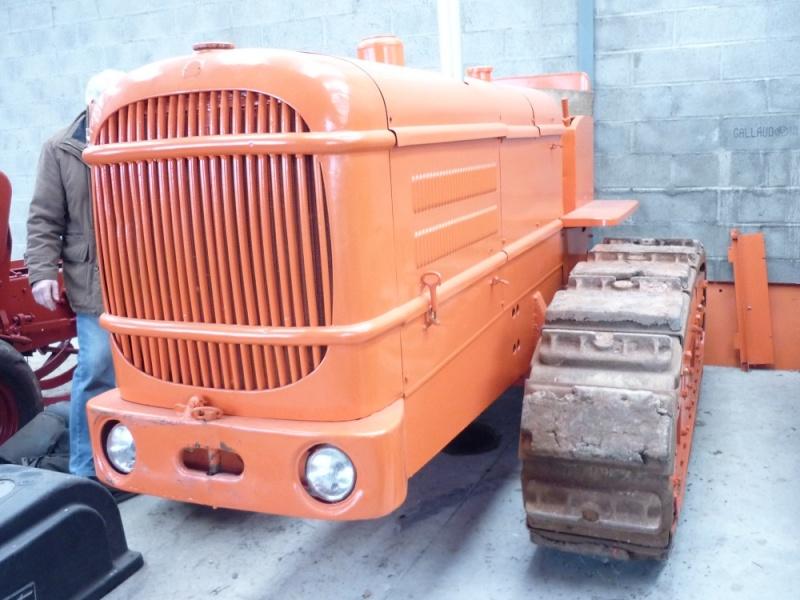 Tracteur LW de la Licorne : photos du seul rescapé connu Tracte77