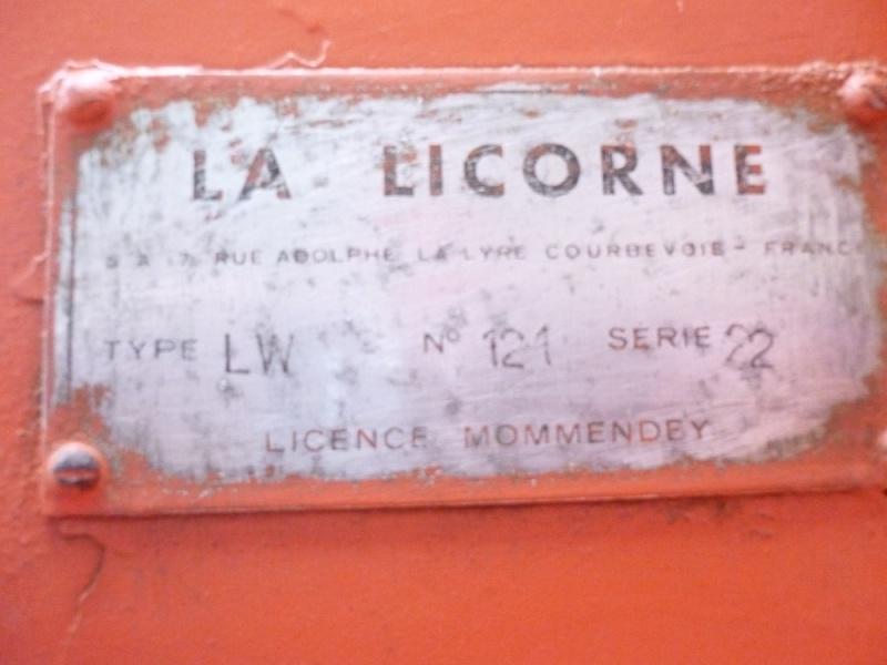 Tracteur LW de la Licorne : photos du seul rescapé connu Tracte79