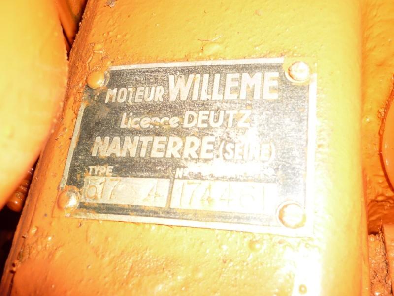 Tracteur LW de la Licorne : photos du seul rescapé connu Tracte81