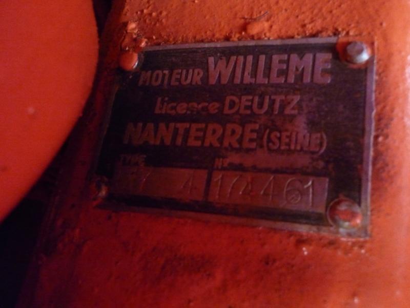 Tracteur LW de la Licorne : photos du seul rescapé connu Tracte82