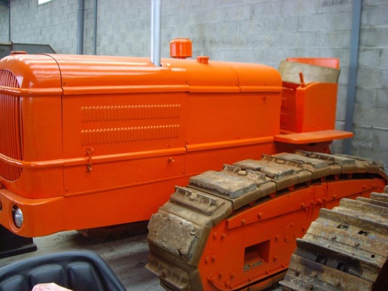 Tracteur LW de la Licorne : photos du seul rescapé connu Tracte83