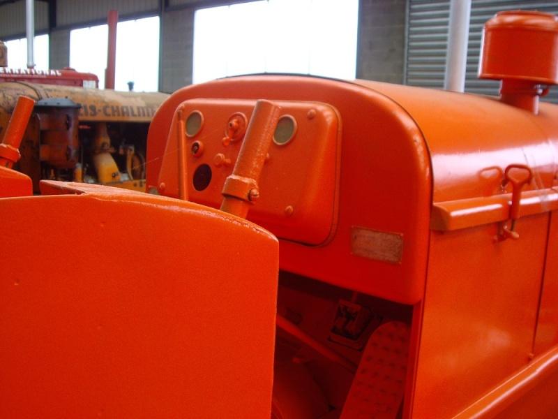 Tracteur LW de la Licorne : photos du seul rescapé connu Tracte84